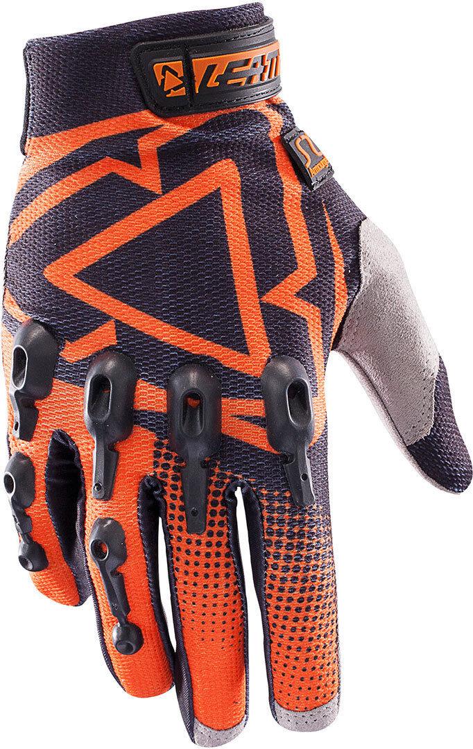 Leatt GPX 4.5 Lite Noir Orange taille : M