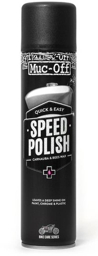 Muc-Off Speed Spray de polissage taille :