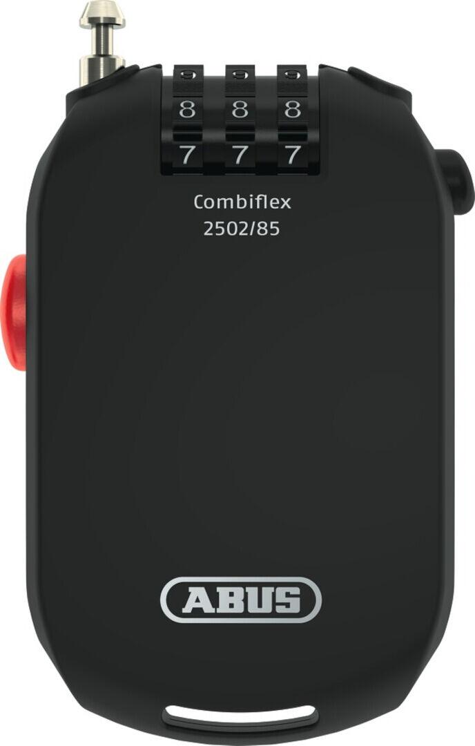 ABUS Combiflex Câble de poche Noir taille : 85 cm