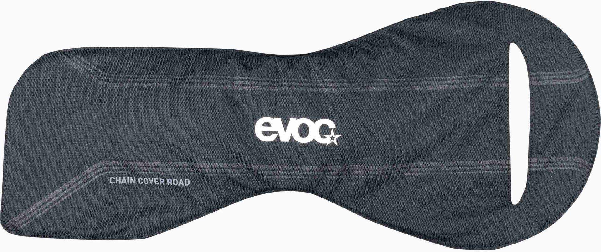 Evoc Road Couverture de chaîne Noir taille : unique taille