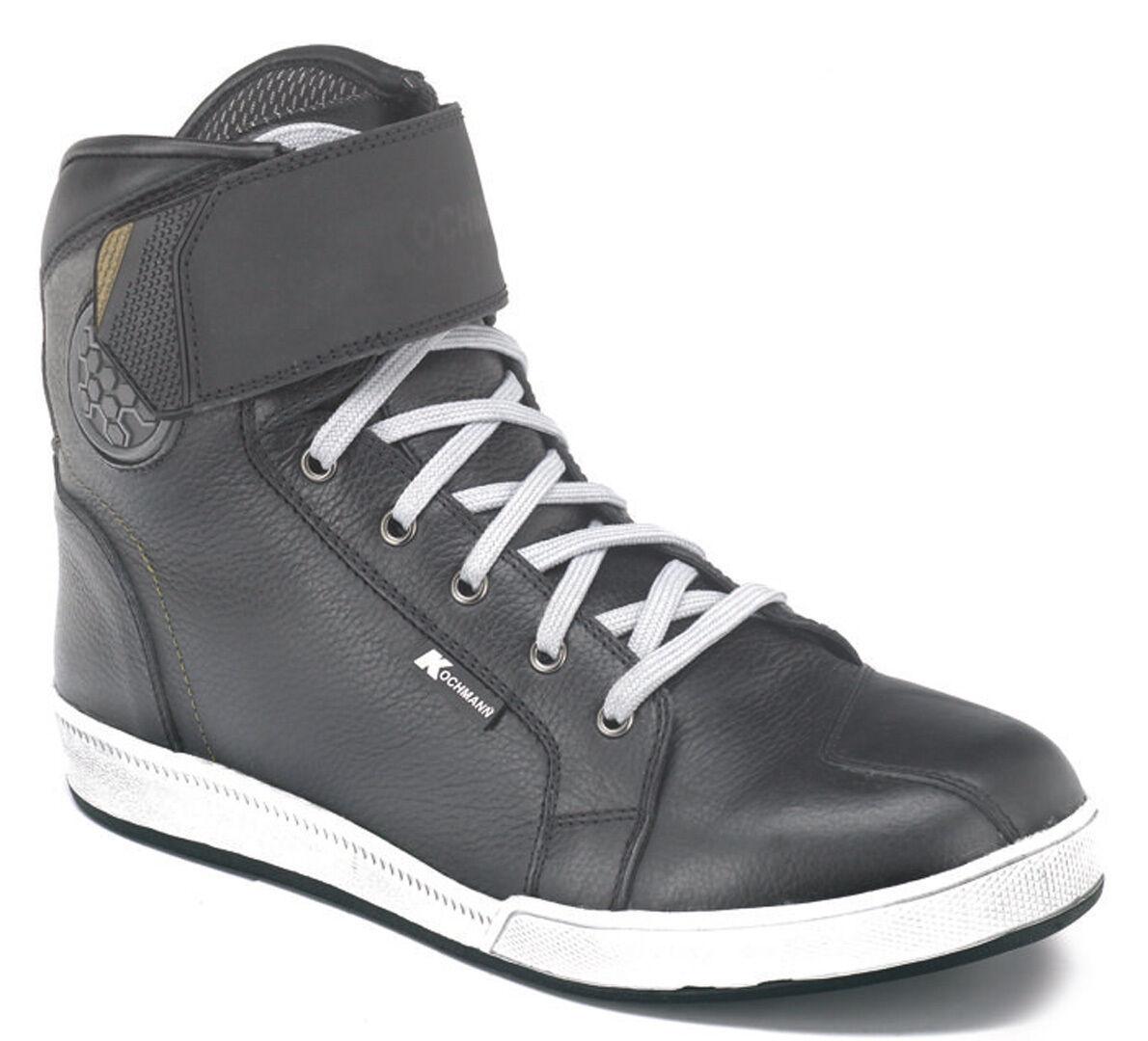 Kochmann Brooklyn Sneaker moto imperméable Gris taille : 44
