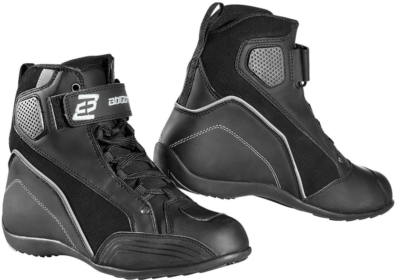 Bogotto City Limit Chaussures de moto Noir taille : 46