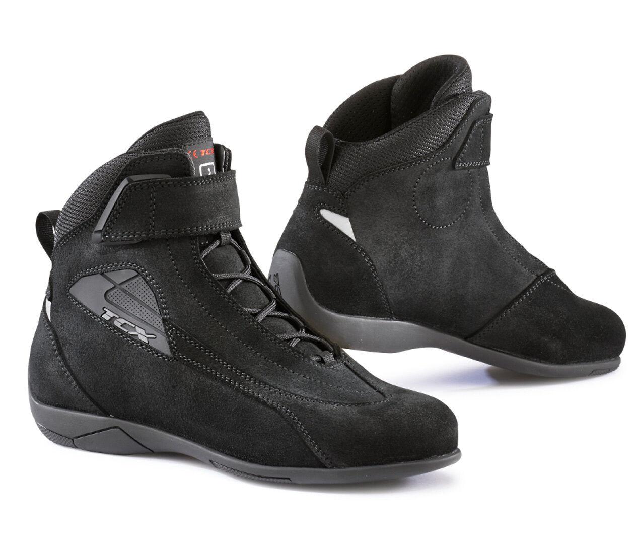 TCX Sport Chaussures de moto pour dames Noir taille : 36