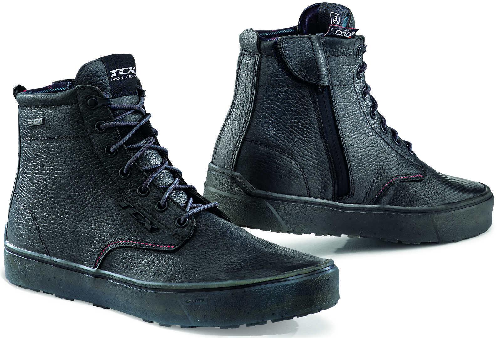 TCX Dartwood GTX Motorcycle Shoes Chaussures de moto Noir taille : 42