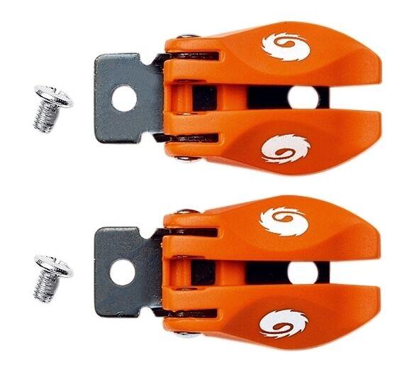 Sidi ST MX Buckles Boucles Blanc Orange taille :