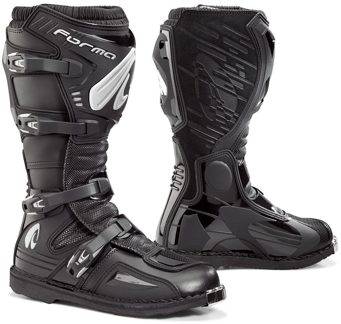 Forma Terrain Evo Bottes Motocross Noir taille : 48