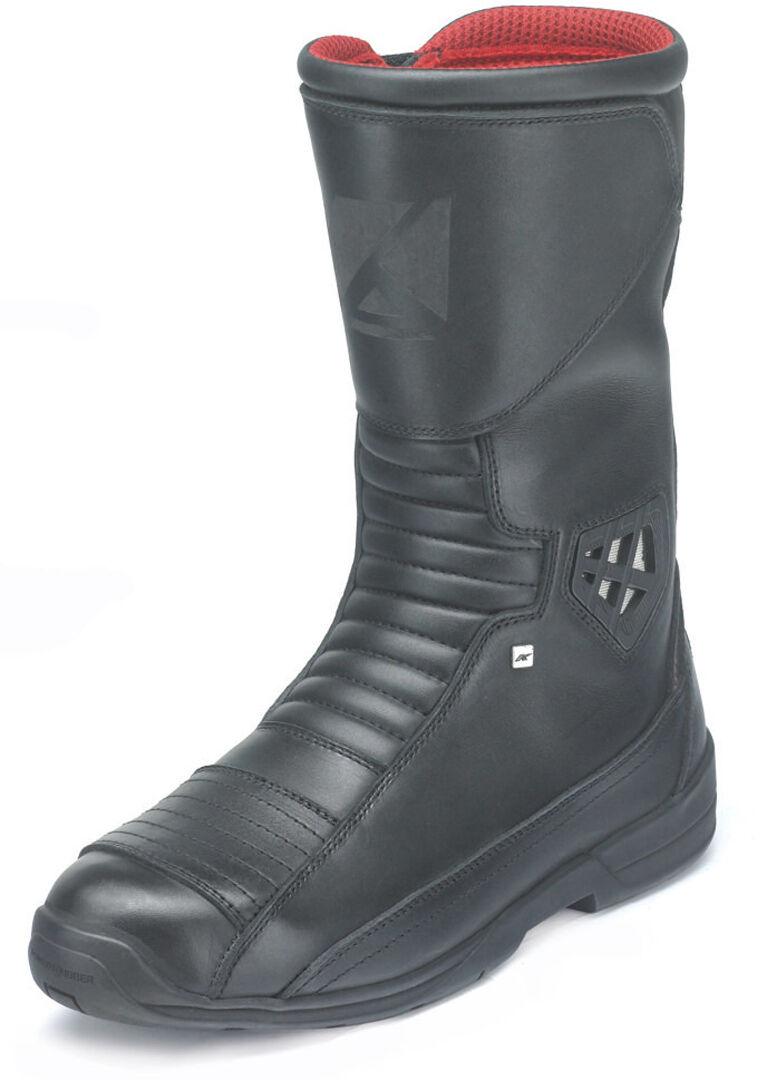 Kochmann Voyager Bottes de moto imperméables Noir taille : 40
