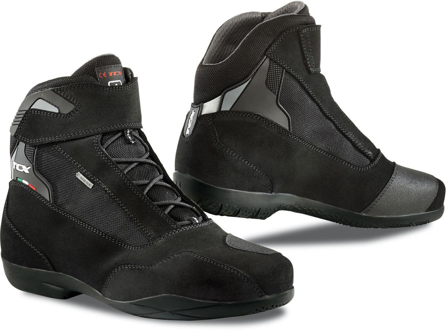 TCX Jupiter 4 Gore-Tex Chaussures de moto Noir taille : 41