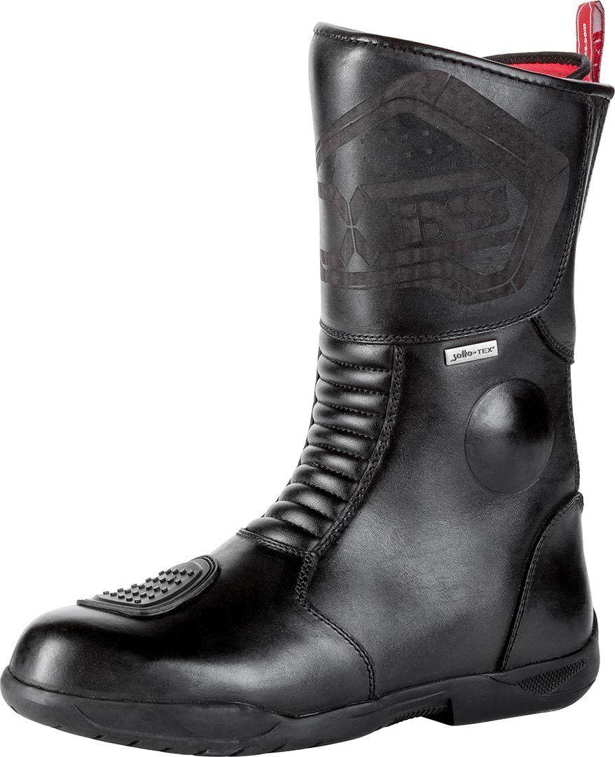 IXS X-Tour Comfort-ST Bottes de moto imperméables Noir taille : 44