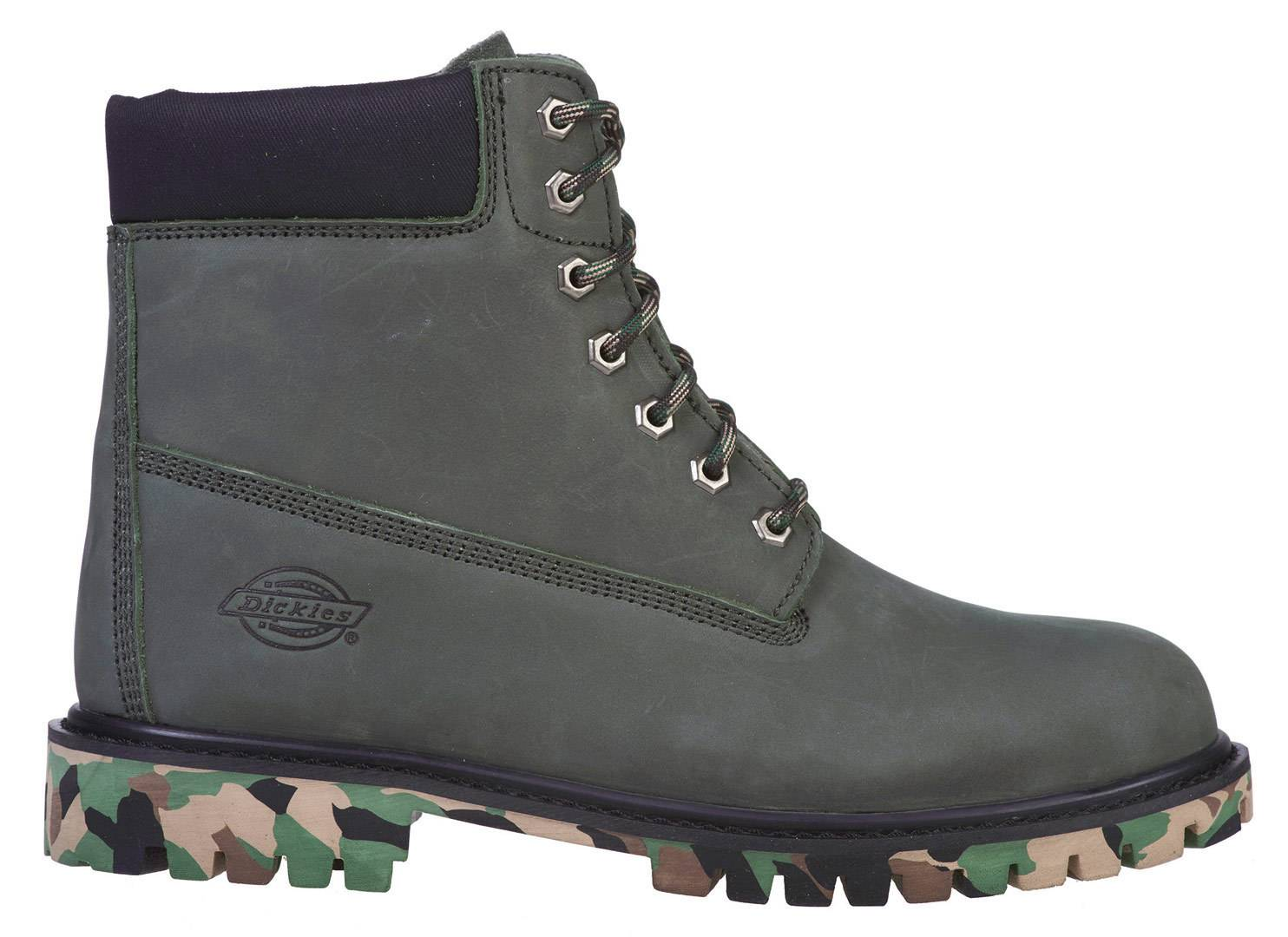 Dickies San Francisco Chaussures Vert Brun taille : 43
