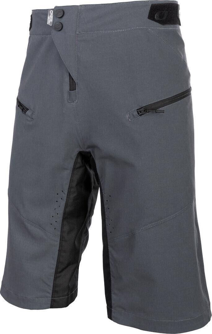 Oneal Pin It Shorts de vélo Gris taille : 36