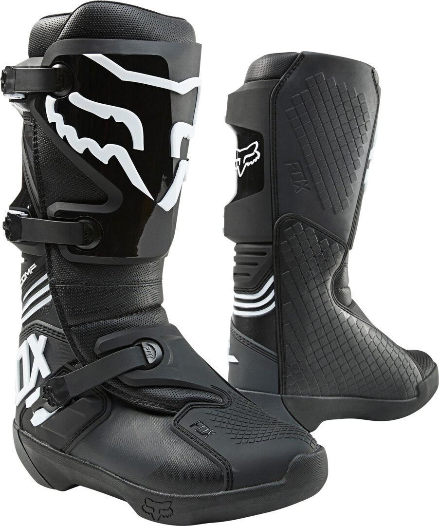 FOX Comp Bottes motocross Noir taille : 47 48