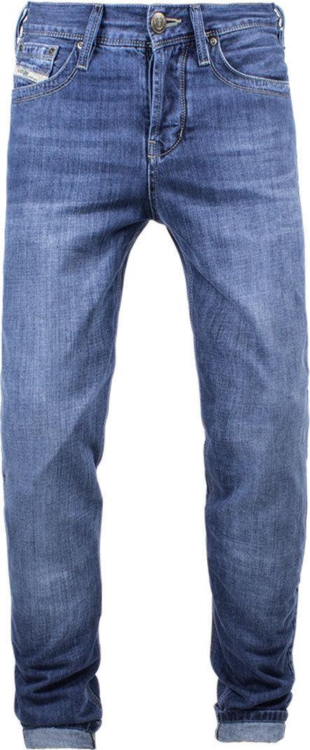 John Doe John Denim XTM Light Blue Jeans moto Bleu taille : 34