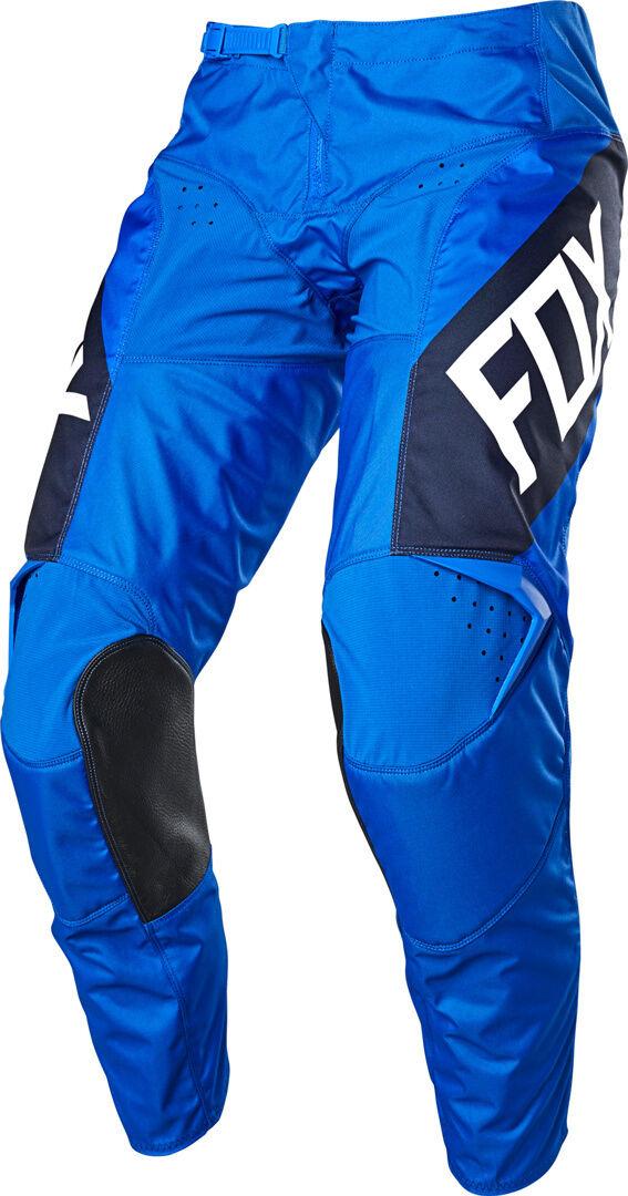Fox 180 REVN Pantalon motocross pour les jeunes Bleu taille : 26
