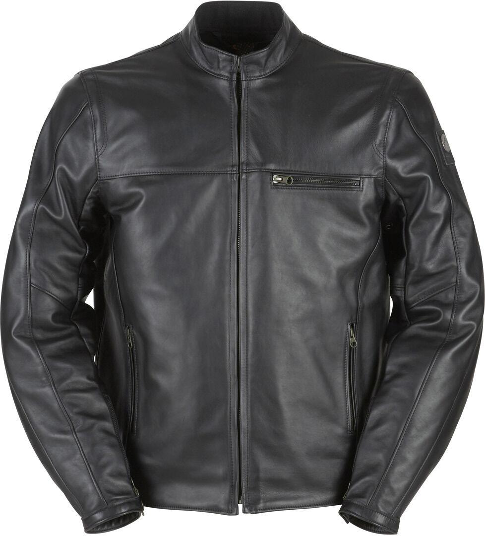 Furygan Dany 2W En 1 Veste en cuir Noir taille : S