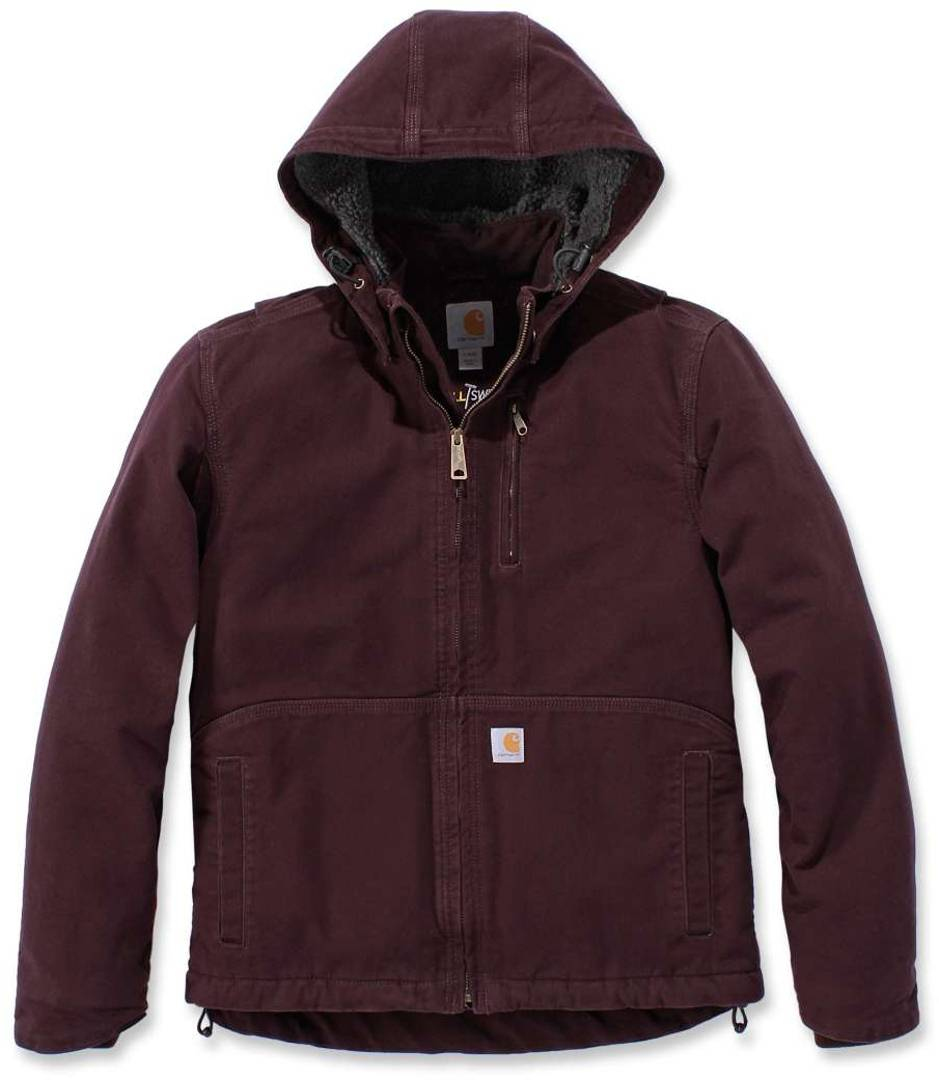 Carhartt Full Swing Caldwell Veste Pour dames Rouge taille : S