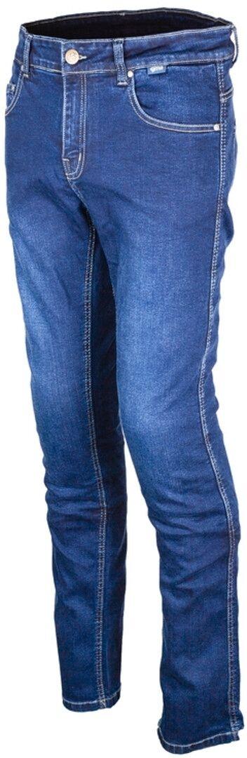 GMS Cobra WP Jeans moto imperméables à l'eau Bleu taille : 46