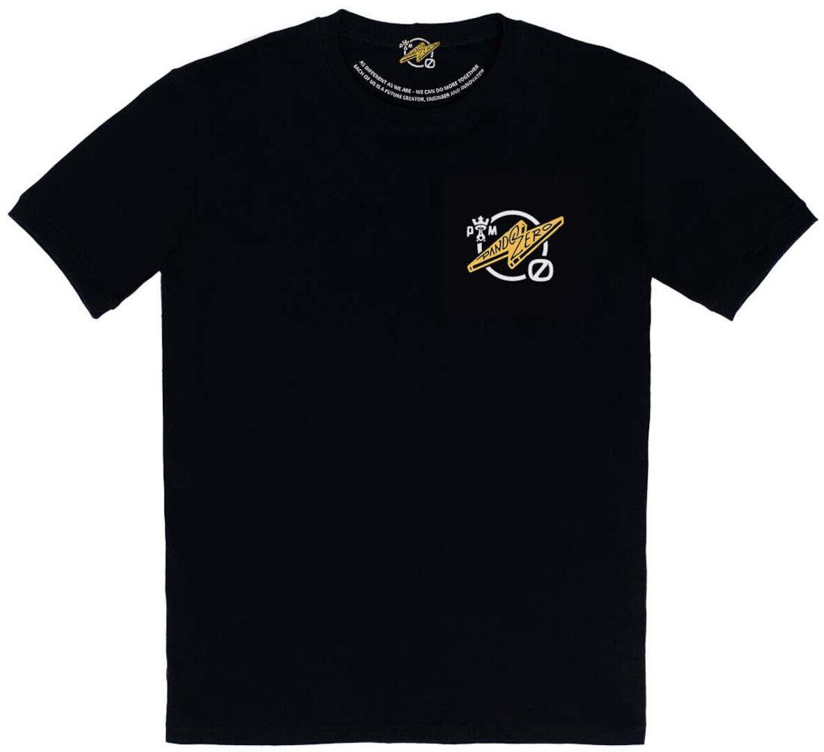 Pando Moto Mike Zero 1 t-shirt Noir taille : L