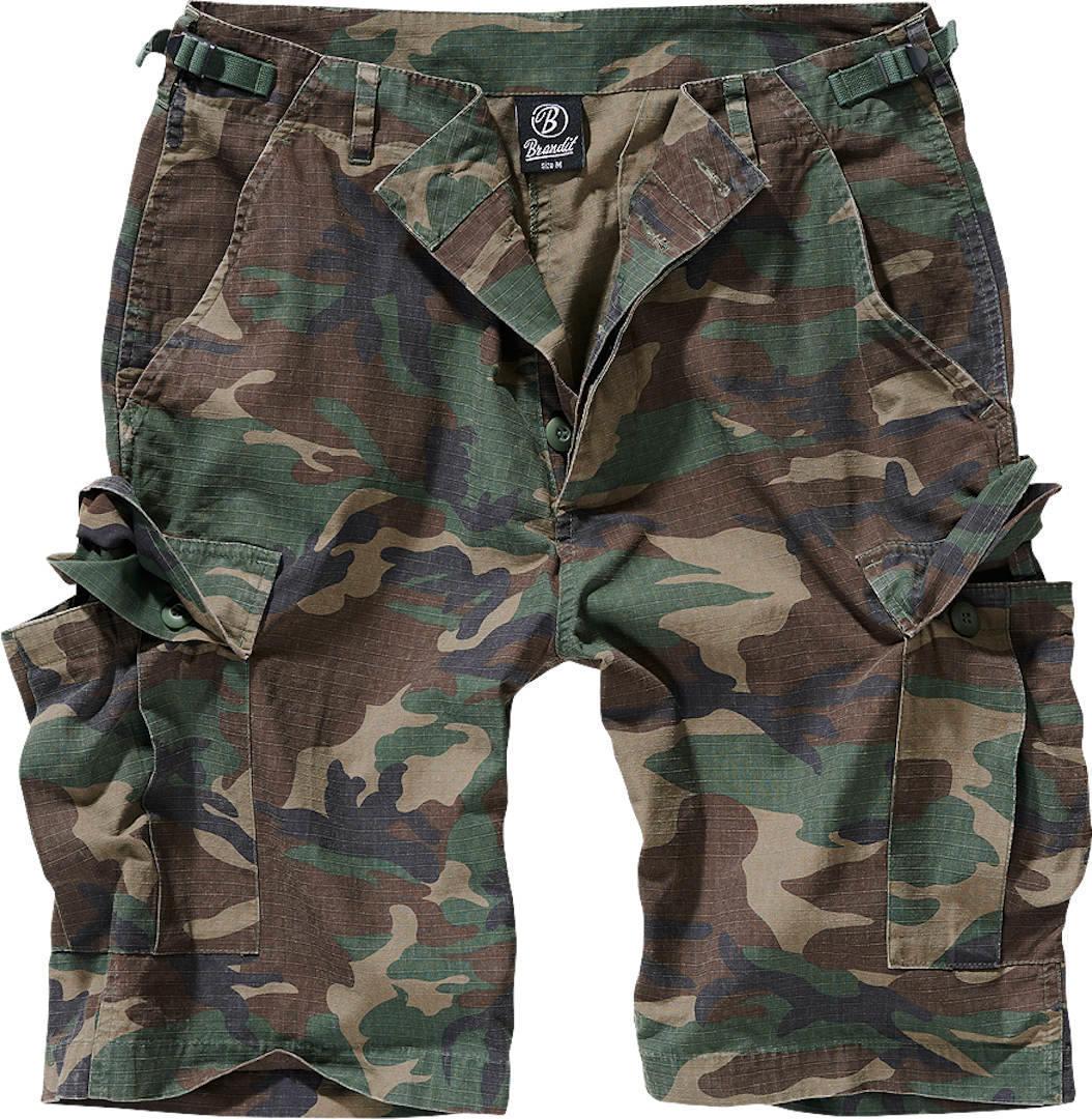 Brandit BDU Ripstop Shorts Vert taille : 5XL