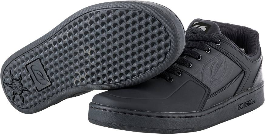 Oneal Pinned Pro Chaussures plates pédales Noir taille : 36