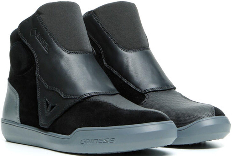 Dainese Dover Gore-Tex Chaussures de moto Noir Jaune taille : 43