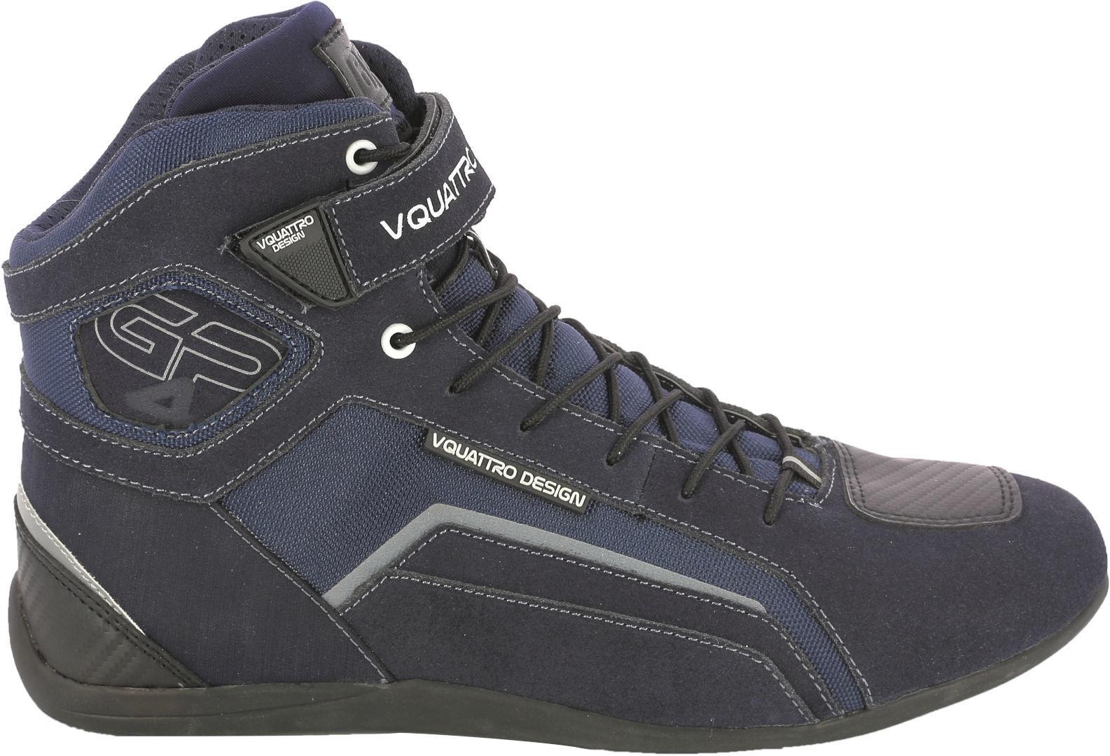 VQuattro GP4 19 Chaussures de moto Bleu taille : 46