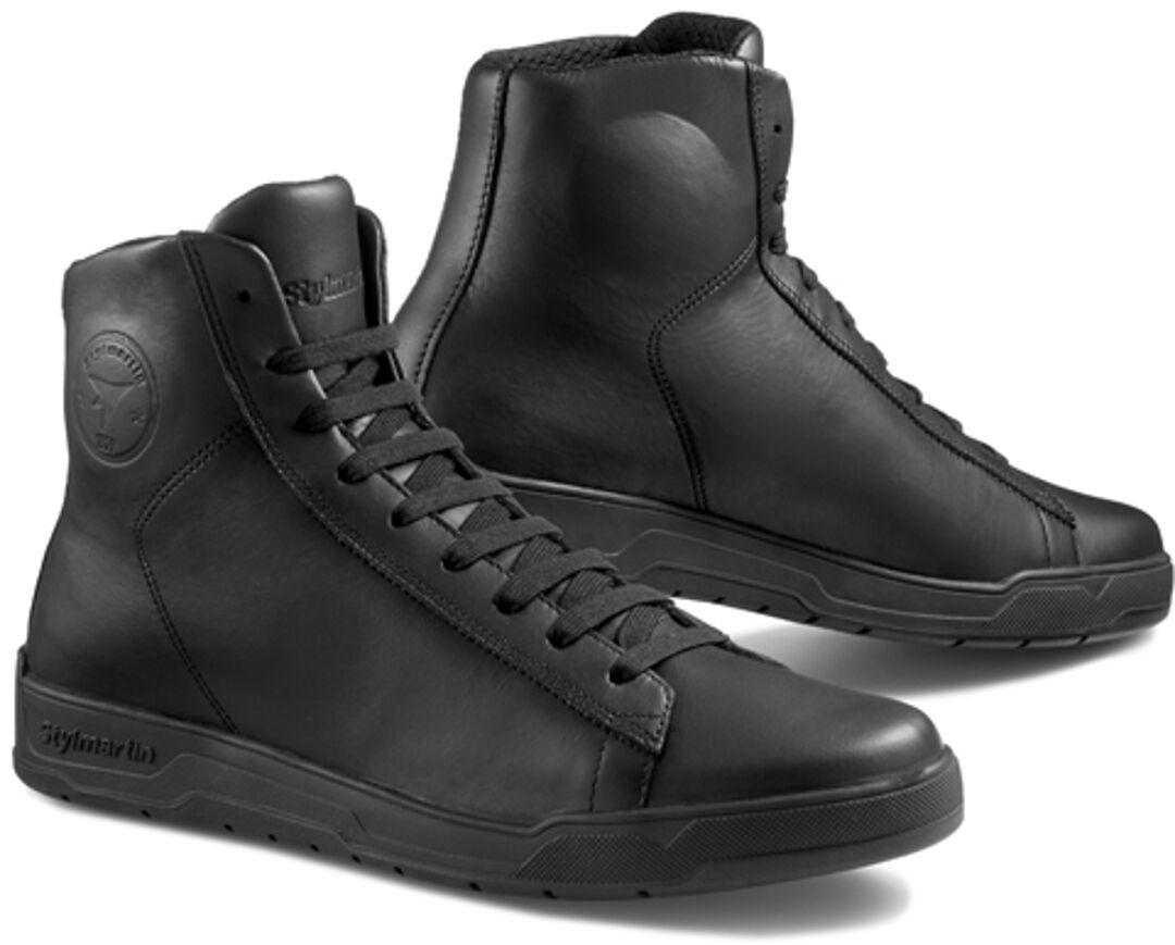 Stylmartin Core Chaussures de moto Noir taille : 45
