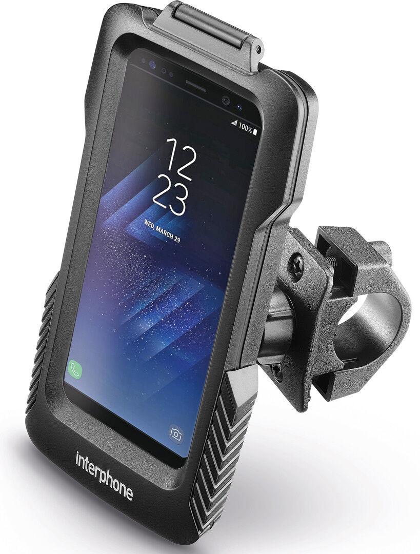 Interphone Samsung Galaxy S8 / S9 Cas de téléphone taille :