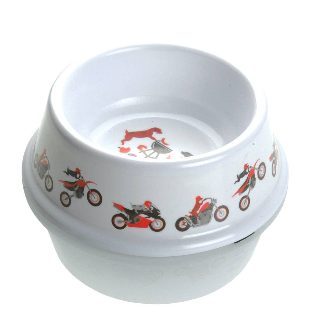 Booster Food Bowl Dog (18,5 cm) taille :