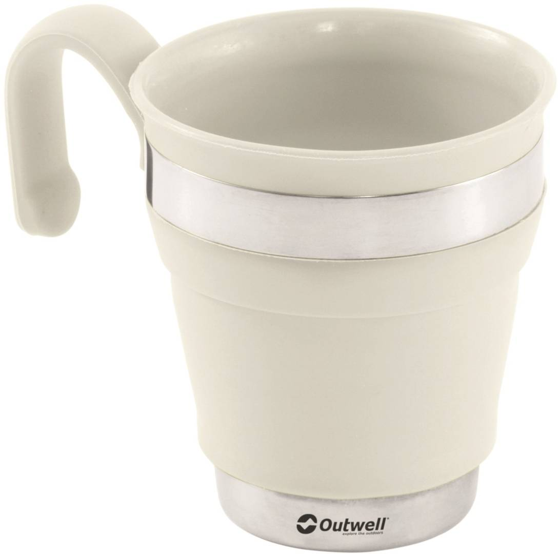 Outwell Collaps tasse Blanc taille : unique taille