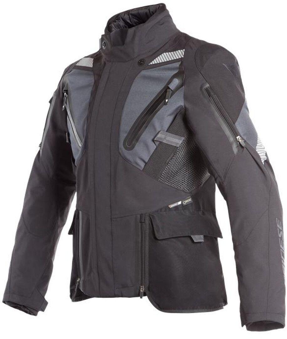 Dainese Gran Turismo GoreTex Veste Textile moto Noir Bleu 29