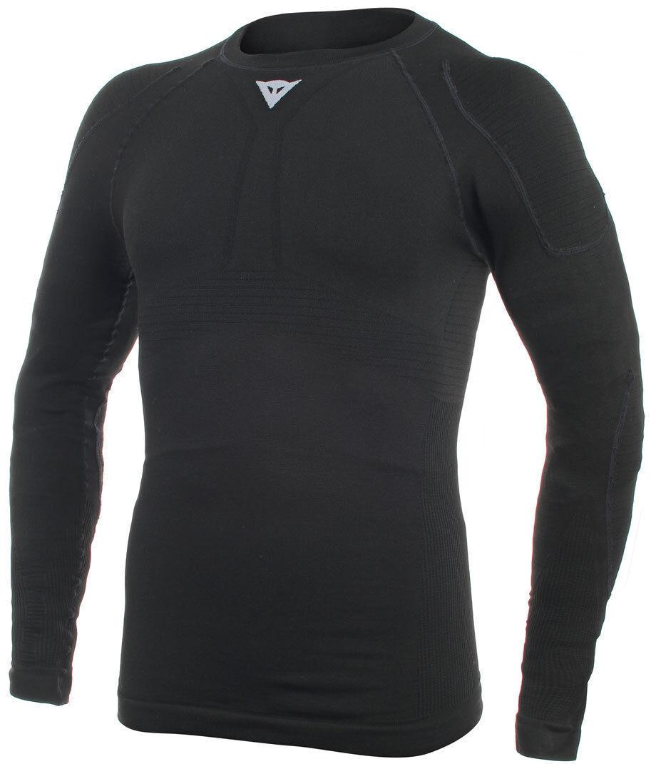 Dainese Trailknit Winter Dos protecteur chemise Noir taille : M