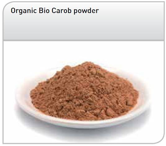 Sante Bio Europe 100% poudre de Caroube crue et Bio