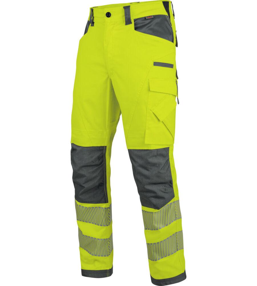 Würth MODYF Pantalon de travail hiver EN 20471 2 Neon Würth MODYF jaune/anthracite