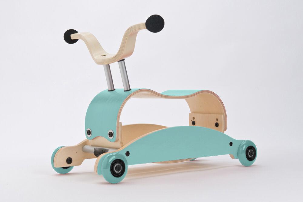 Wishbone Mini Flip - Trotteur en bois
