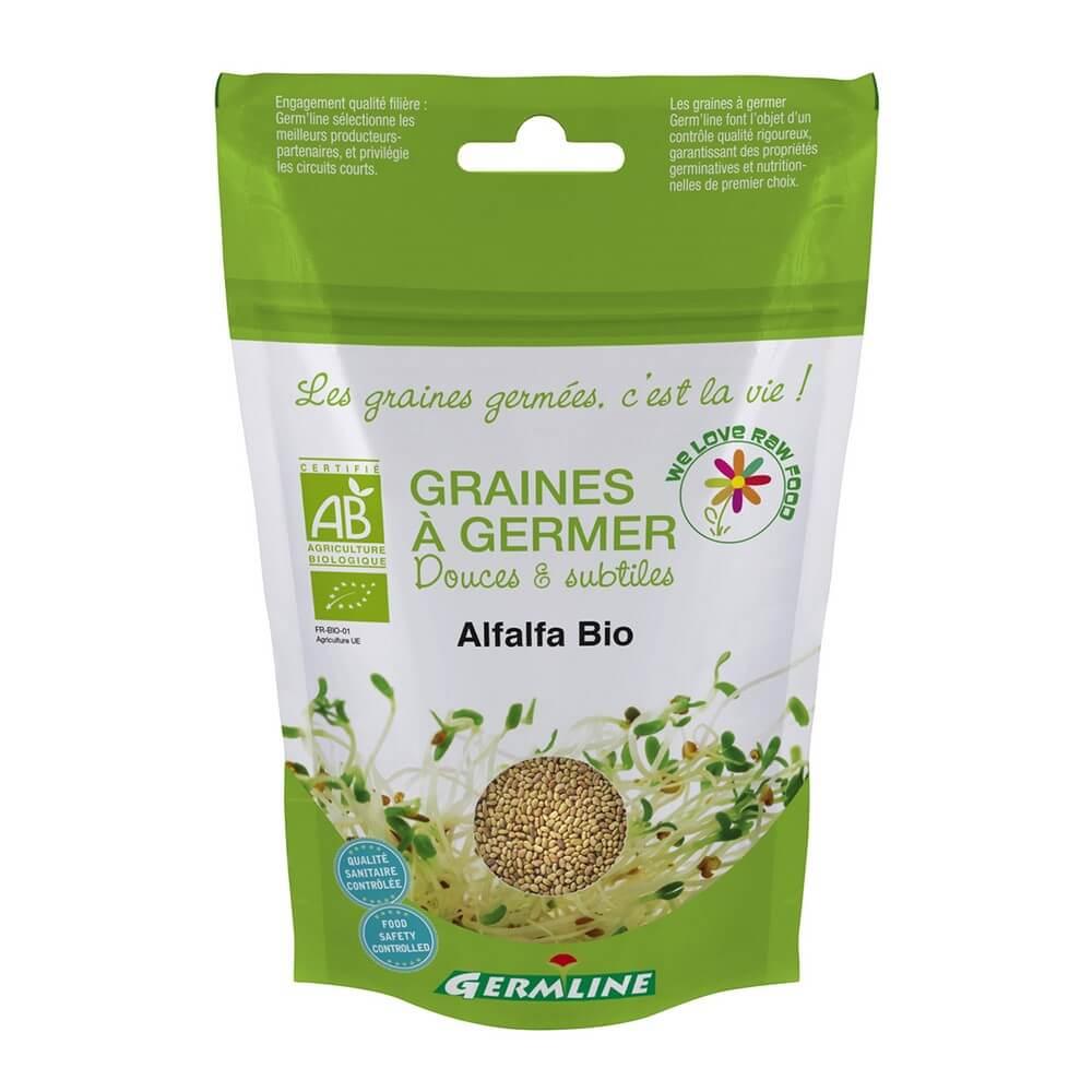 Germline Graines à germer Alfalfa Germline