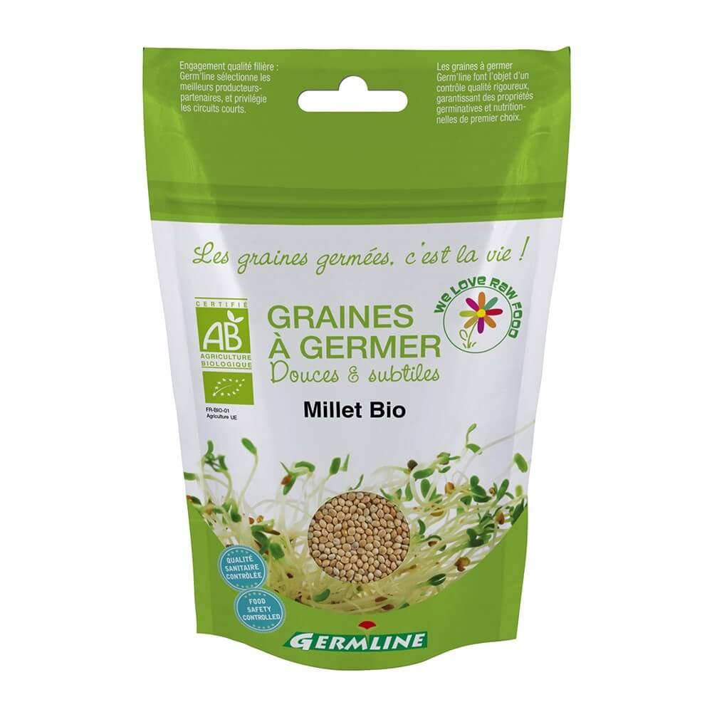 Germline Graines à germer Millet Germline