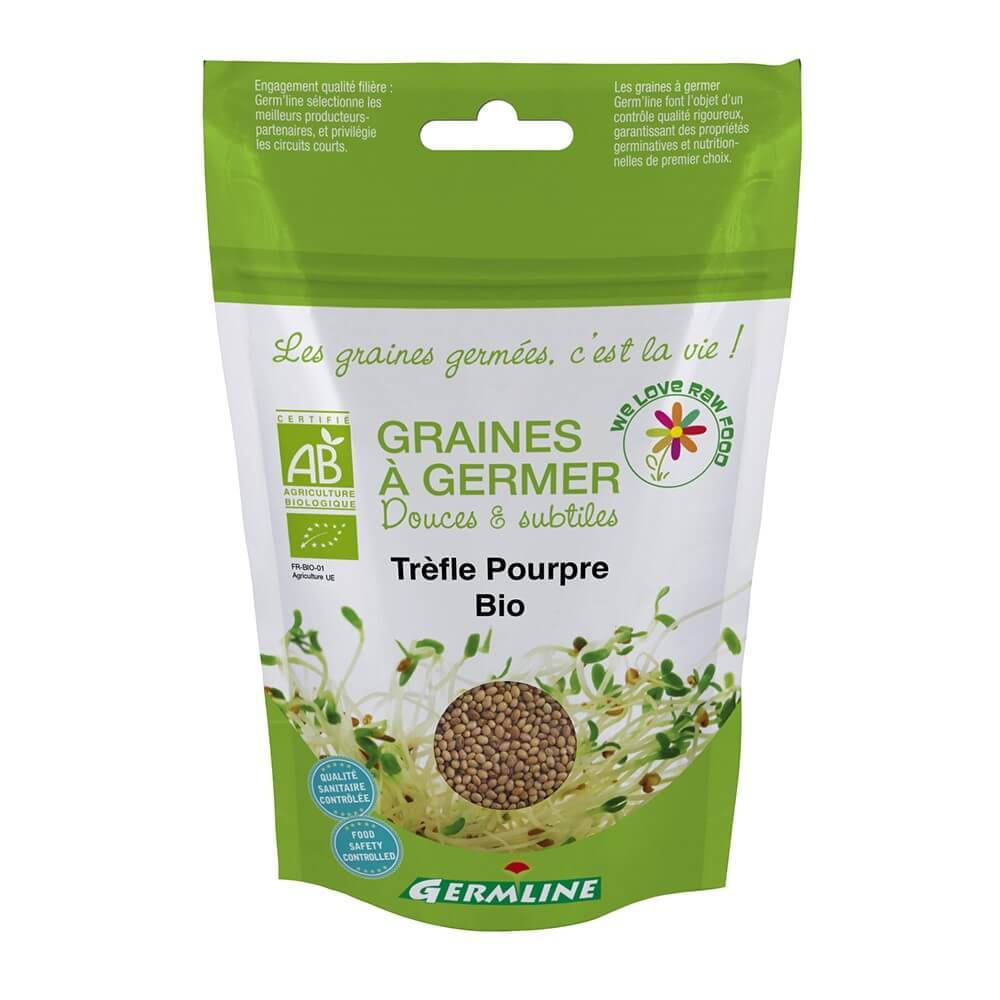 Germline Graines à germer Trèfle pourpre Germline
