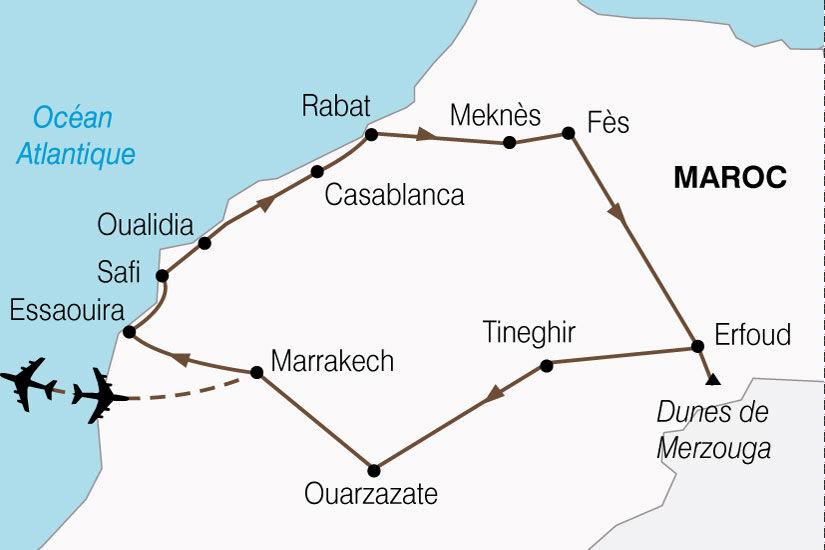 MAROC: CASABLANCA