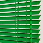 Store vénitien vert sapin Le Store Vénitien Aluminium en lames de 25... par LeGuide.com Publicité