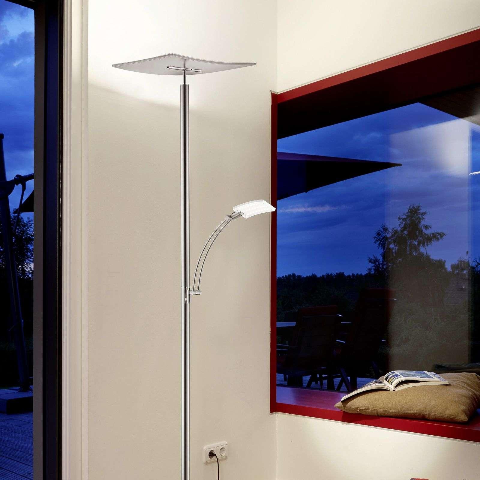 B-Leuchten Lampe à éclairage indirect LED Modena dimmable