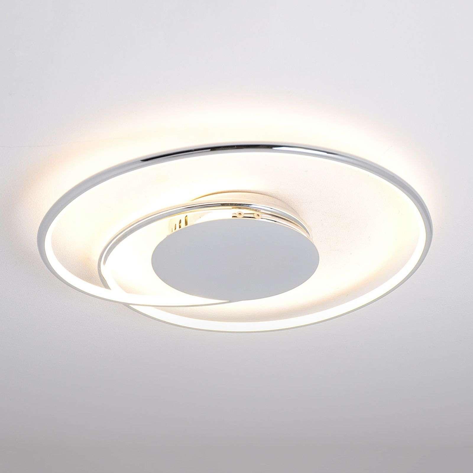 Lampenwelt.com Beau plafonnier LED Joline - LAMPENWELT.com