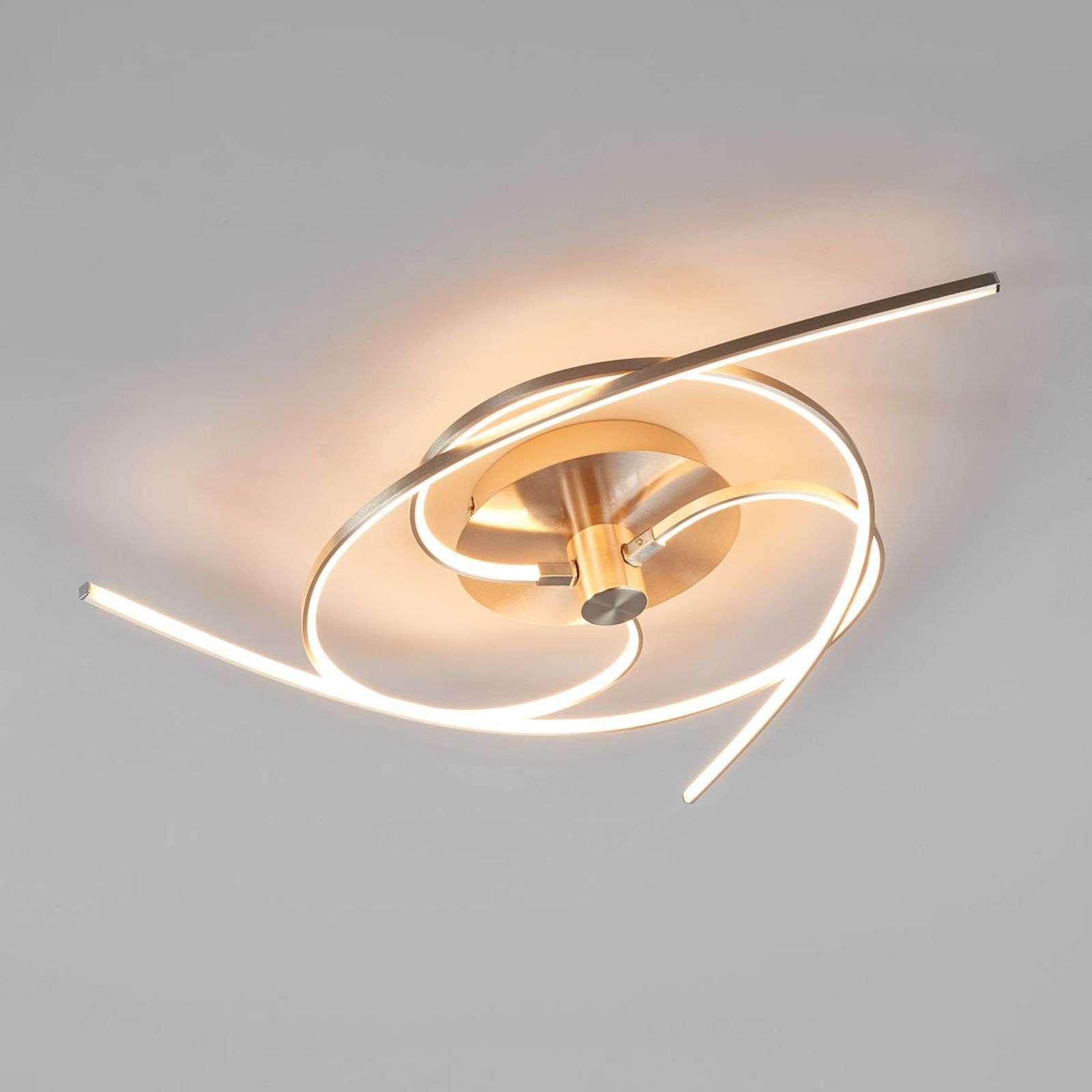 Lampenwelt.com Antoni : un plafonnier épuré à LED - LAMPENWELT.com