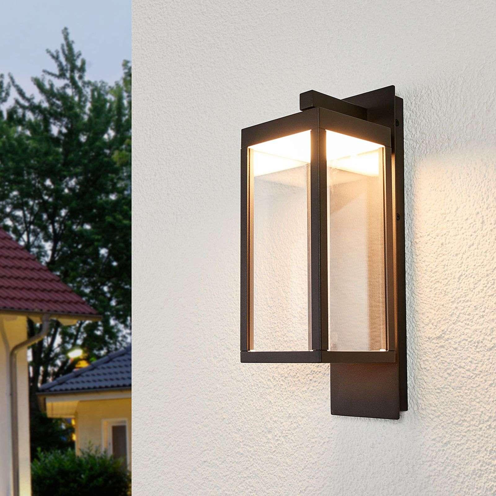 Lampenwelt.com Applique d'extérieur LED Ferdinand - LAMPENWELT.com