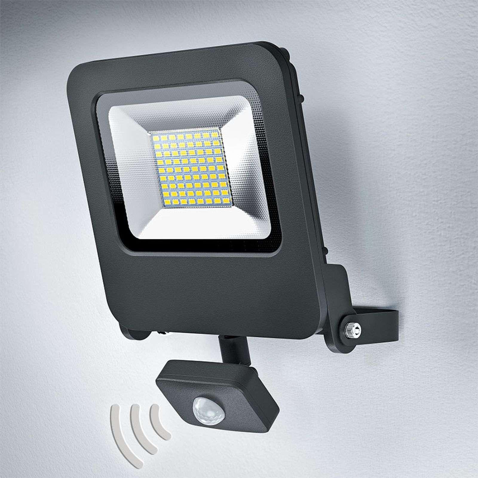 OSRAM Spot extérieur LED Endura Floodlight Sensor 50W
