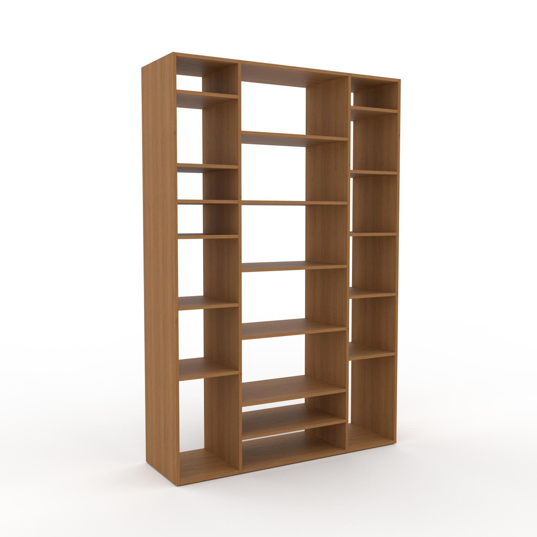 MYCS Étagère - Chêne, design, rangements de qualité, fonctionnels - 154 x 233 x 47 cm, configurable
