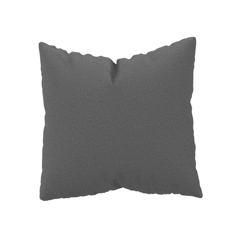 MYCS Coussin Beige Sahara - 50x50 cm - Housse en Tissu Fin. Coussin de canapé moelleux