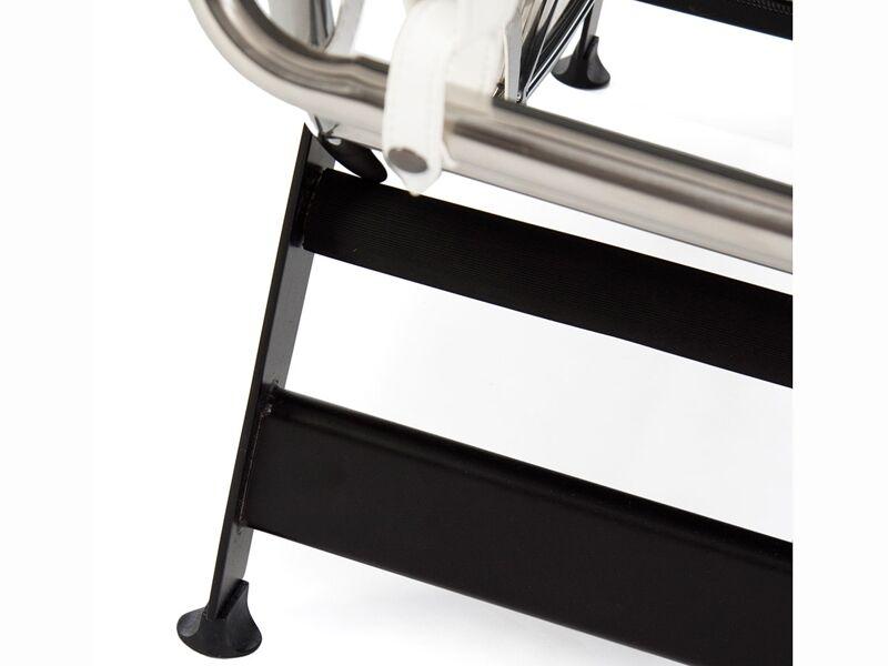 Famous Design LC4 Chaise longue - Blanc