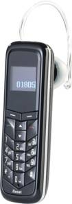 SimValley Mobile Mini GSM & oreillette ''SHX-660.duo'', bluetooth