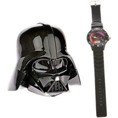 Star Wars Montre analogique Star Wars avec boîte Dark Vador